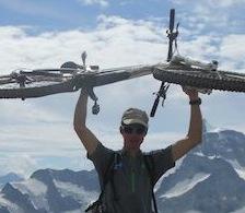Vidéo - Fête nationale au sommet du Mettelhorn